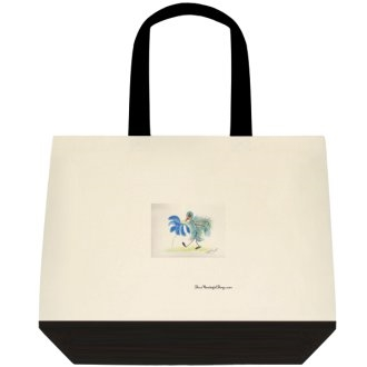 """Jolly Jacob"" Tote Bag"
