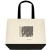 """Linking Trunks"" Tote Bag"