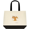 """Three Giraffes"" Tote Bag"
