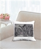 """Whispers"" Throw Pillow"