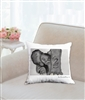 """Nap Time"" Throw Pillow"