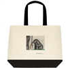 """Elephant Tail"" Tote Bag"