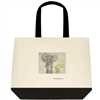 """Green Branch"" Tote Bag"