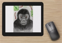 """Gorilla"" Mouse Pad"