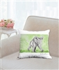 """Walk Around"" Throw Pillow"