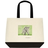 """Walk Around"" Tote Bag"