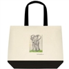 """Walk Tall"" Tote Bag"