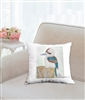 """Kookaburra"" Throw Pillow"