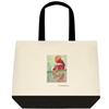 """Red Squirrel"" Tote Bag"