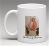 """Baby Bird"" Coffee Cup"