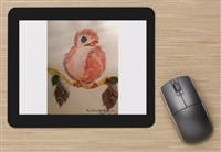 """Baby Bird"" Mouse Pad"