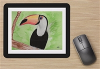 """Toucan"" Mouse Pad"