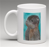 """Baby Otter"" Coffee Cup"