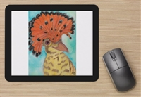 """Amazonian Royal Flycatcher"" Mouse Pad"
