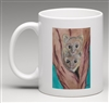 """PineMarten"" Coffee Cup"