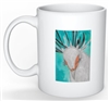 """Secretarybird"" Coffee Cup"