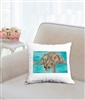 """Kinkajou"" Throw Pillow"