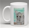 """Fossa"" Coffee Cup"