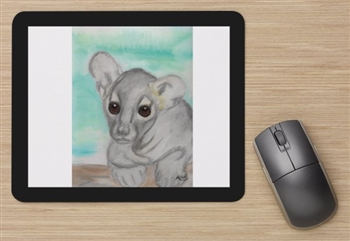 """Fossa"" Mouse Pad"