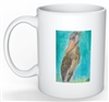 """Shoebill Stork"" Coffee Cup"