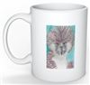 """Philippine Eagle"" Coffee Cup"