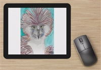 """Philippine Eagle"" Mouse Pad"