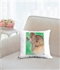 """Ram"" Throw Pillow"