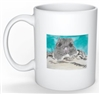 """Chinchilla"" Coffee Cup"