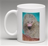 """Prehensile-tailed Porcupine"" Coffee Cup"
