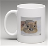"""Otter #2"" Coffee Cup"