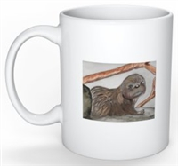 """Otter"" Coffee Cup"