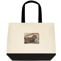 """Otter"" Tote Bag"