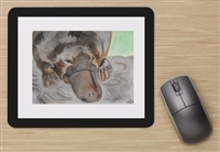"""Platypus #2"" Mouse Pad"