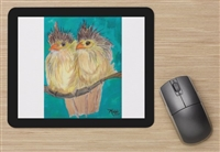 """Birds"" Mouse Pad"