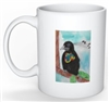 """Bird of Paradise"" Coffee Cup"