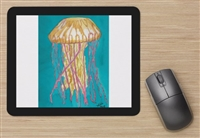 """Jellyfish"" Mouse Pad"