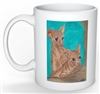 """Fossa Pups"" Coffee Cup"