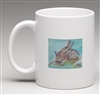 """Sea Slug"" Coffee Cup"