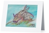 """Sea Slug"" Note Cards"