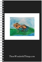 Poison Dart Frog Journal