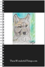 Wolf Pup Journal
