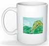 """Snake #2"" Coffee Cup"