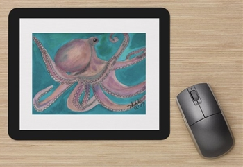 """Octopus"" Mouse Pad"