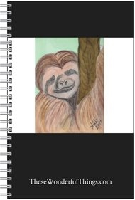 Sloth #3 Journal