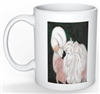 """Flamingo #1"" Coffee Cup"