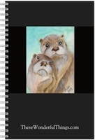 Otters #4 Journal
