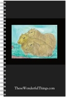Capybaras Journal