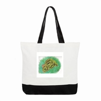 """Marbled Newt"" Tote Bag"
