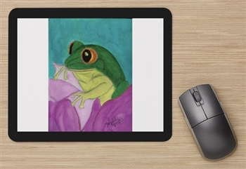 """Frog #1"" Mouse Pad"