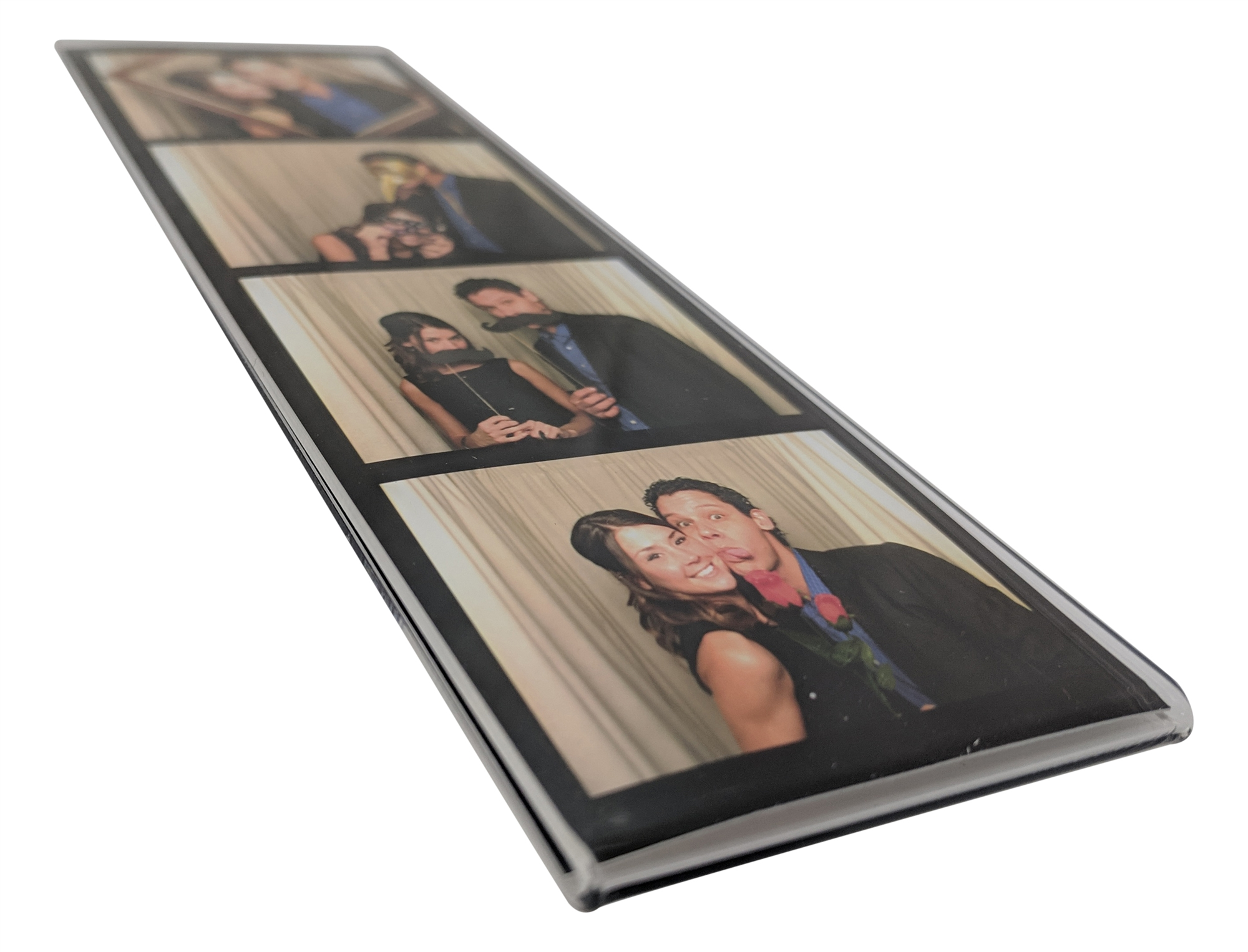 Wholesale Magnetic Acrylic Frame Photo Booth Nook